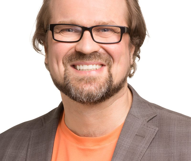 Savo-Karjalan Vihreiden varapuheenjohtaja Petteri Heikkinen ehdokkaaksi