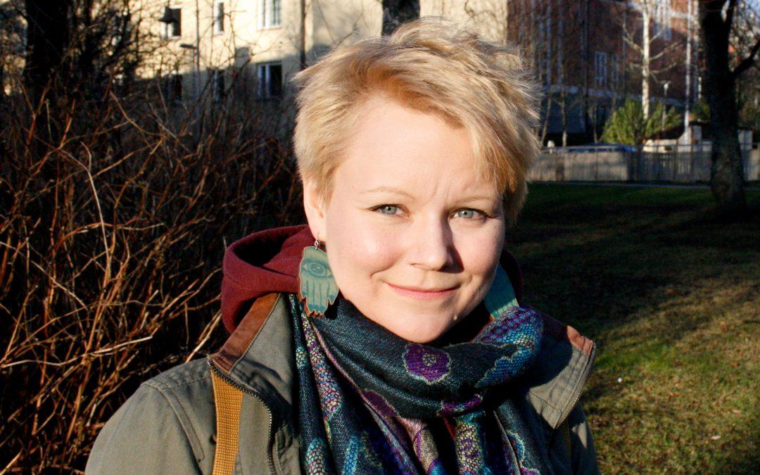 Valtuutettu Kaisa Kantele Kuopiosta ehdolle eduskuntavaaleissa