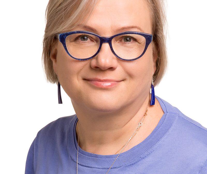 Marja Berg eduskuntavaaliehdokkaaksi