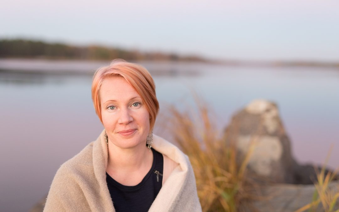 Sari Koskinen Vihreälle eduskuntavaalilistalle